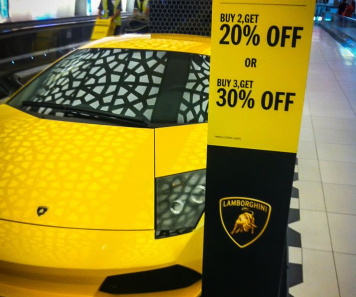 Lamborghini Murcielago On Discount In Dubai