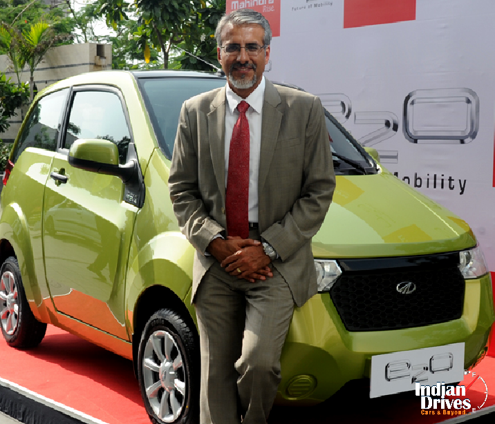 Mahindra e2o Launched With Power Steering And Extended Battery Range