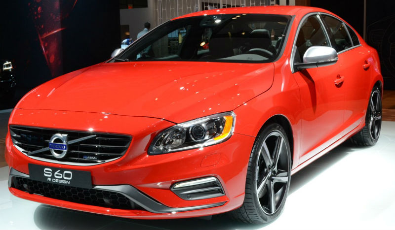 Volvo S60 R-Design Launched In India
