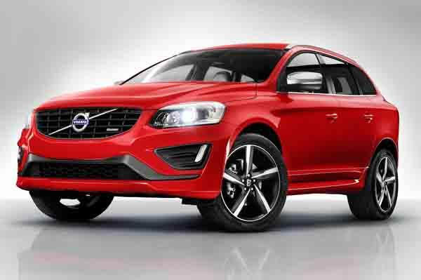 Volvo XC60 R-Design Launched In India