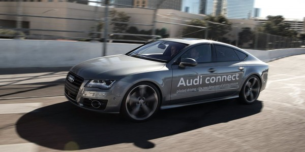 Worlds First Audi Tested Piloted Driving System Publicly In Florida