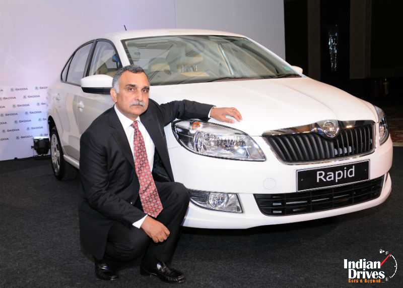 New Skoda Rapid With 1.5L Diesel Engine And DSG Gearbox Launched For Rs 7.22 Lakh