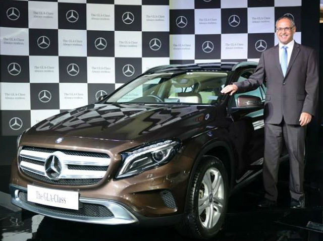 Mercedes-Benz GLA Launched In India