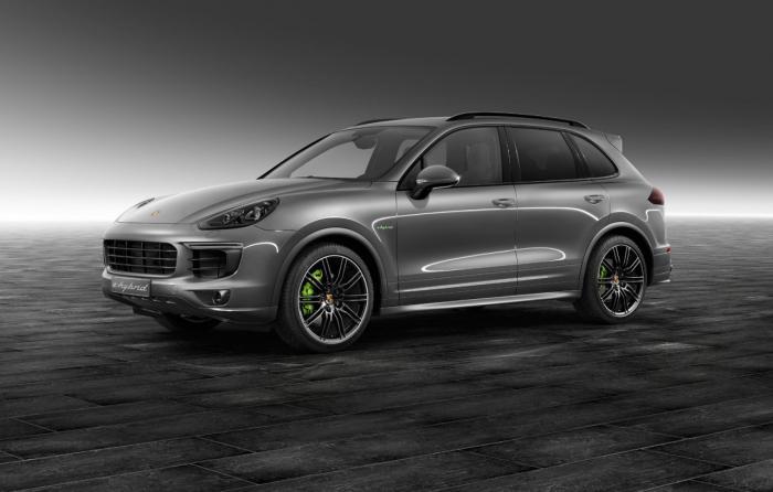 Cayenne S E-Hybrid By Porsche Exclusive Unveiled