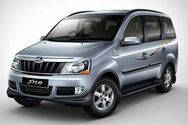 2014 Mahindra Xylo Refreshed Launched