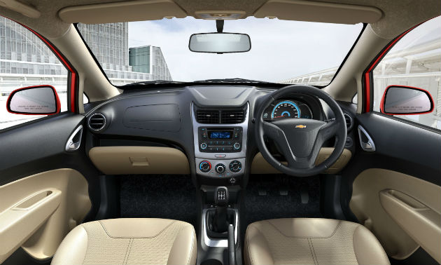 2014 Updated Chevrolet Sail Sedan And Hatchback Launched In India