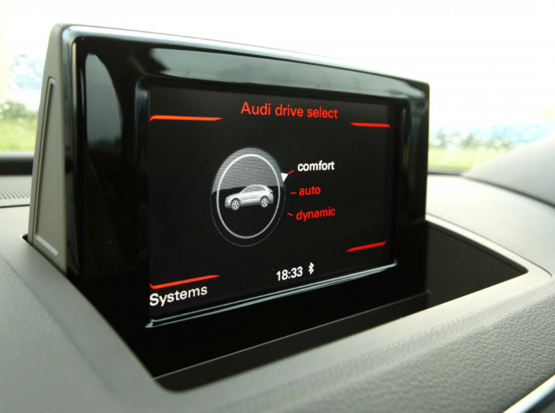 Audi Q3 Dynamic 2014