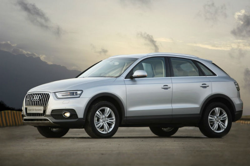 Audi Q3 Dynamic Launched In India