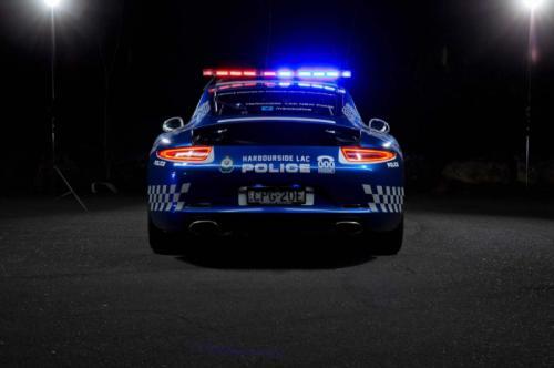 Australia Receives Porsche 911 Carrera