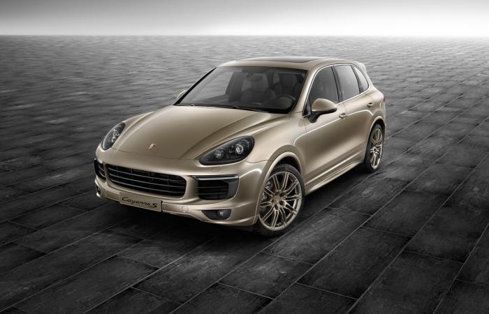 Cayenne S In Palladium Metallic Unveiled By Porsche Exclusive