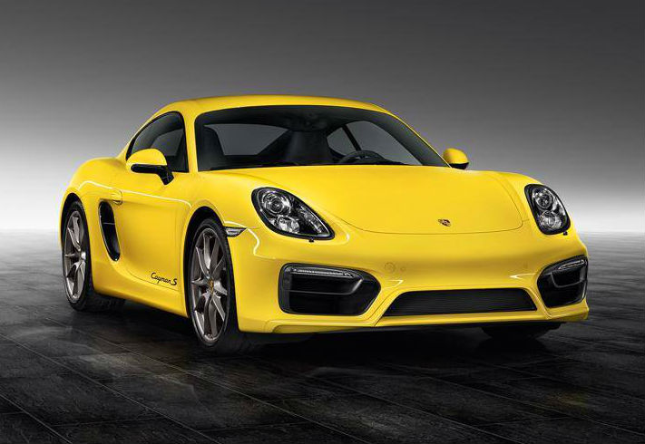 Cayman S in Yellow by Porsche Exclusive Isn't a Dirty Fellow Anymore