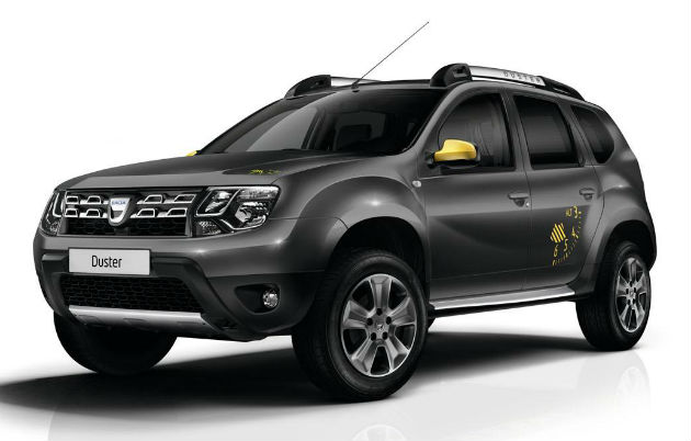 Dacia Duster Air Edition Revealed For Paris Motor Show 2014