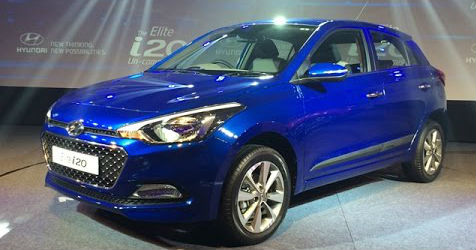 Hyundai i20 Elite Clocks More Than 12000 Bookings