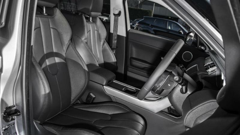 Kahn Design Range Rover Evoque interiors