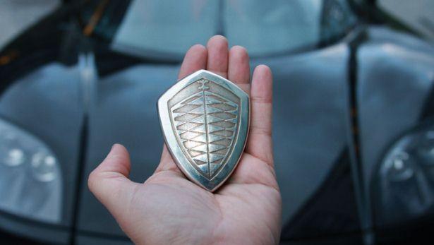 Koenigsegg CCXR key