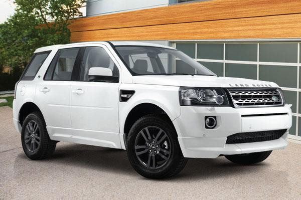 Land Rover Freelander 2 Sterling Edition Launched In India