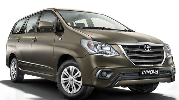 Limited Edition Innova Launched In India