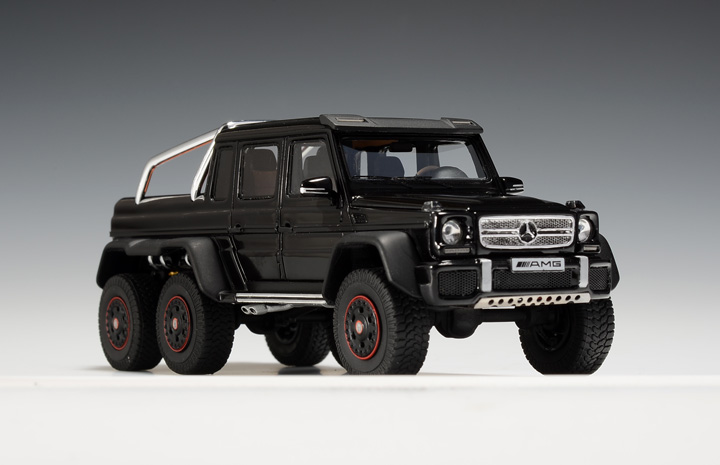 Mercedes-Benz G63 AMG 6x6 Scale