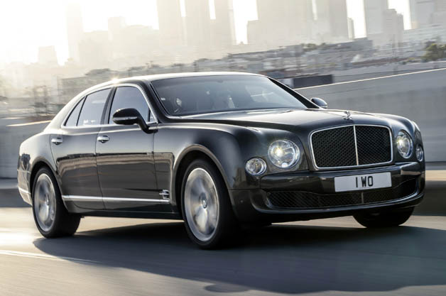 New Bentley Mulsanne Speed Unveiled - The World's Fastest Ultra-Luxury Driving Experience