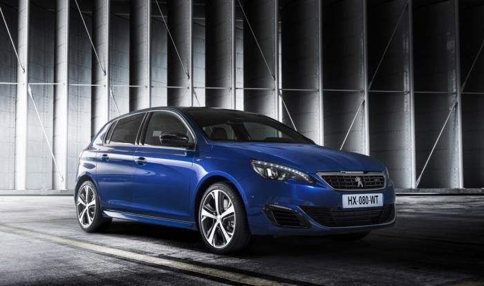 Peugeot 308 GT Revealed Ahead Of Paris Motor Show 2014