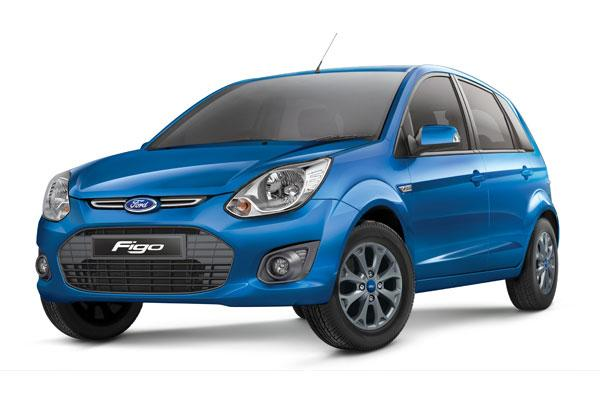 Refreshed Ford Figo Launched In India For Rs 3.87 Lakh