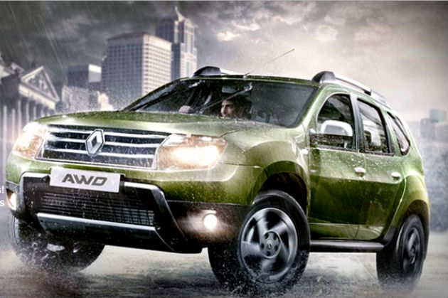 Renault Duster AWD Launched At Rs 11.89 Lakh Ex-Showroom Delhi