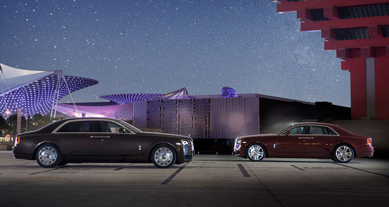 Rolls-Royce Ghost Series II Launched In China