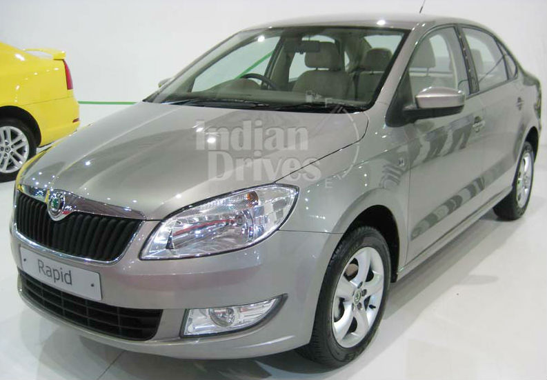 Skoda Mulling A New Hatchback For India