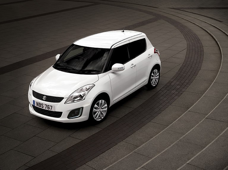 Suzuki Swift Crosses Four Million Sales Worldwide