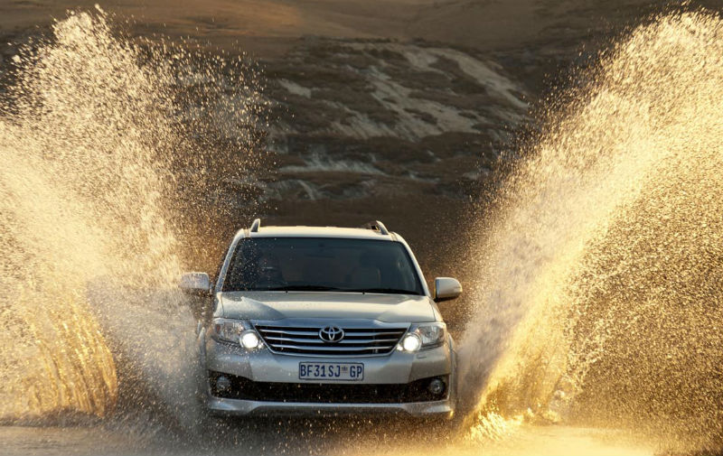 Toyota Fortuner With 2.5L Diesel Coming By Early October