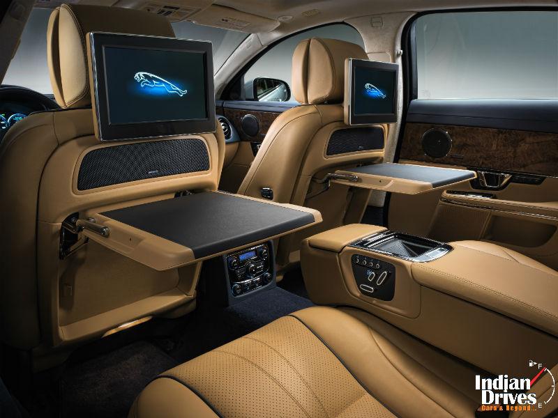 Jaguar XJ 2.0L Petrol Interior