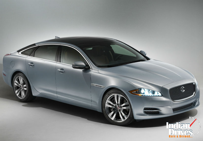 India Made Jaguar XJ 2.0L Petrol Launched For Rs 93.24 Lakh