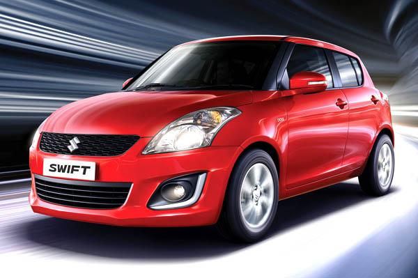 Maruti Swift Facelift Launched In India