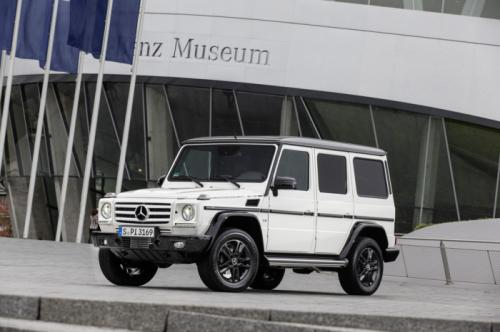 G-Class Edition 35 By Mercedes-Benz Unveiled