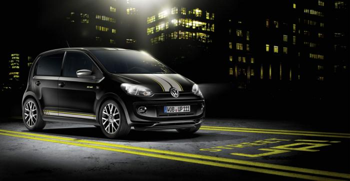 Volkswagen Street Up! Revealed