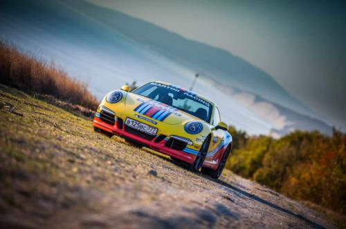 Porsche Dresses Up 911, Panamera, Macan and Cayenne In Martini Racing Livery