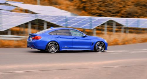 2014 BMW 4-Series GranCoupe Detailed