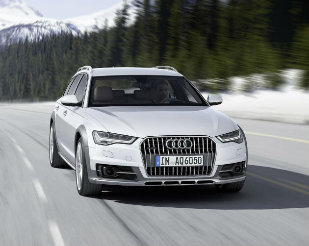 2015 Audi A6 lineup debuts in Paris