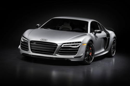 2015 Audi R8 Competition Unveiled