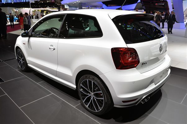 2015 Volkswagen Polo GTI Unveiled At Paris Motor Show
