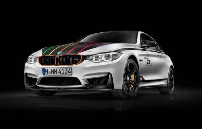 BMW M4 DTM Champion Edition Revealed