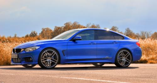 BMW 4-Series GranCoupe Detailed