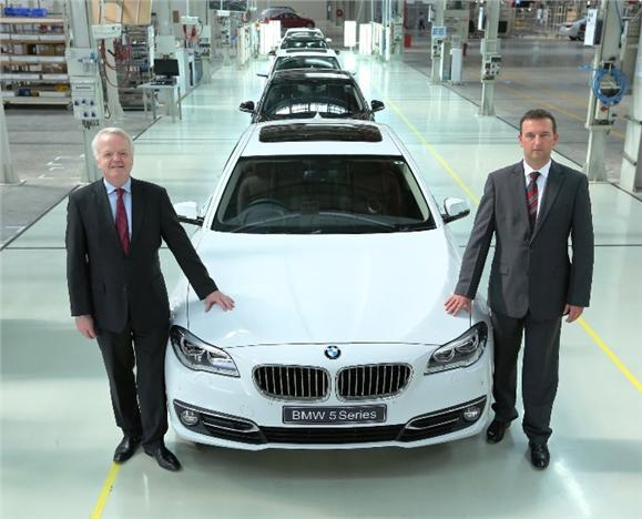 BMW Rolls Out 40,000th Locally-Produced Car In India