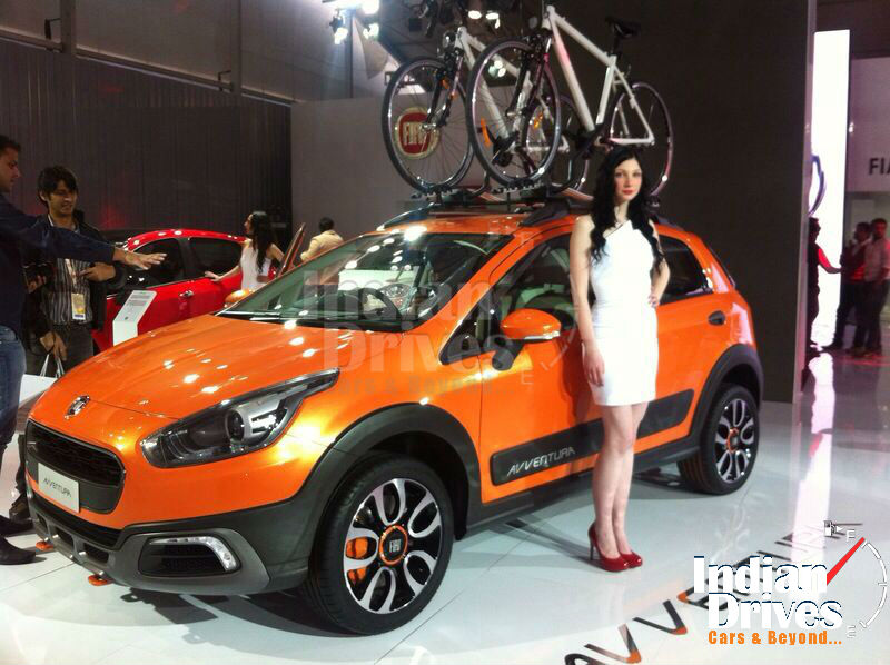 Fiat Avventura Launched In India