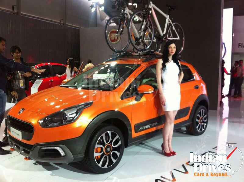 Fiat Avventura Launched In India