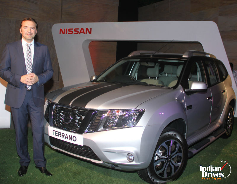 Nissan Terrano Anniversary Edition Launched In India For Rs 12.83 Lakh