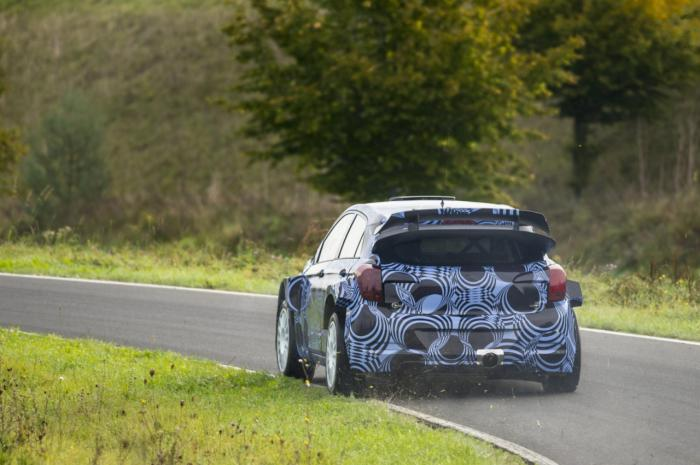 Hyundai Commences Testing Of New i20 WRC