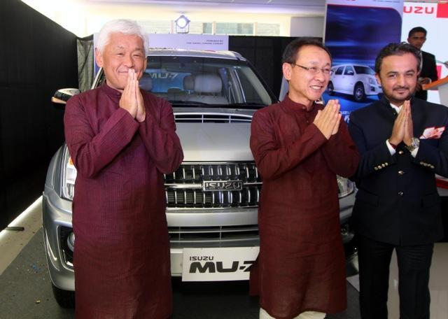 Isuzu Opens Dealership In Noida