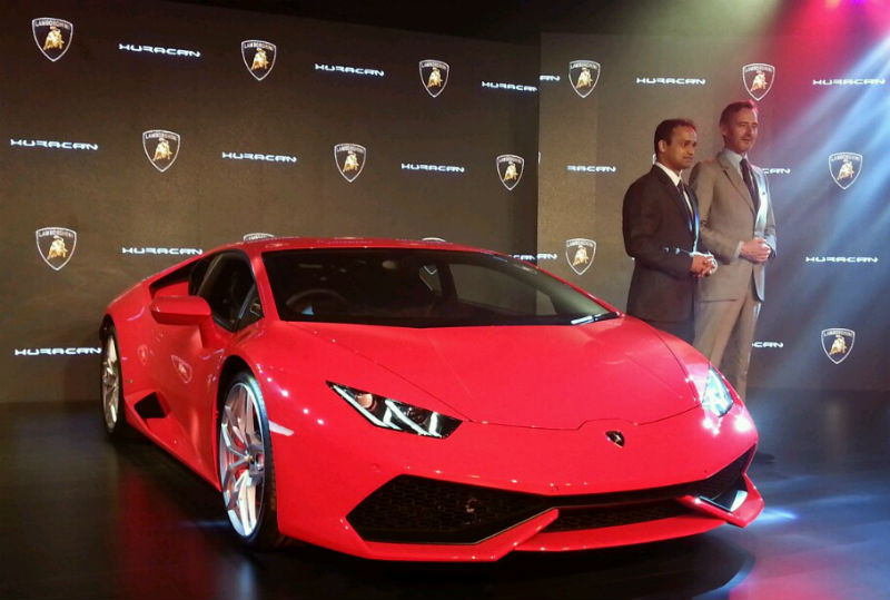 Lamborghini Sold More Than 3,000 Huracans In Ten Months