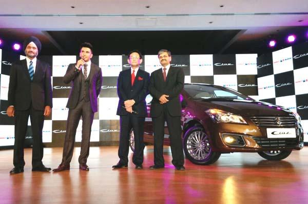 Maruti Ciaz Diesel Launched In India For Rs 8.04 Lakh, And Petrol For Rs 6.99 Lakh